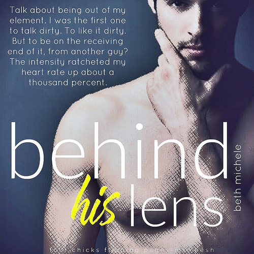 #BehindHisLens