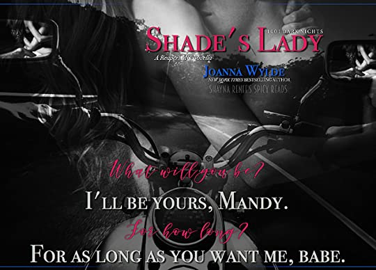 SHADE'S LADY teaser