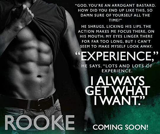 Romance Book Cover Quotes ~ Rooke by callie hart