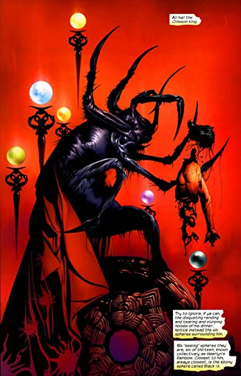 demon from the dark read online