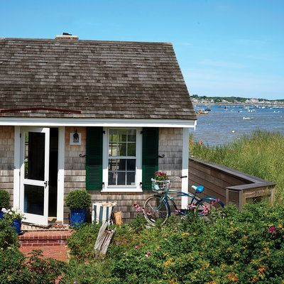 Tiny Coastal Cottage: