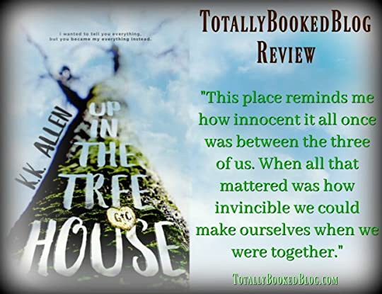Up in the Treehouse by K K  Allen