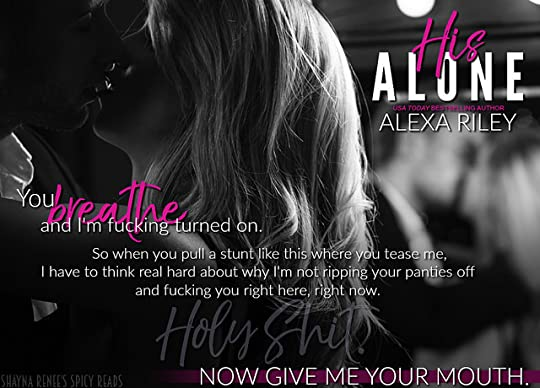 His alone Teaser
