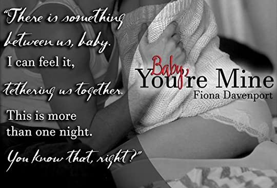 Baby, You're Mine teaser: