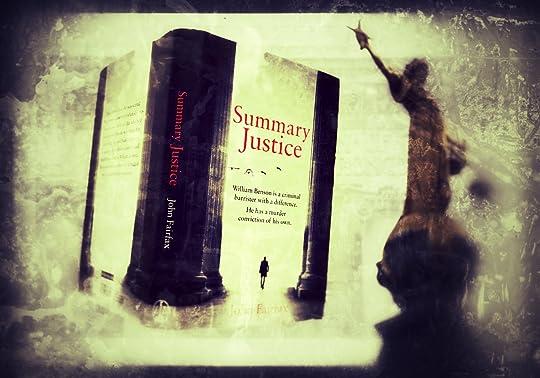 Summary Justice (Benson and De Vere, #1) by John Fairfax