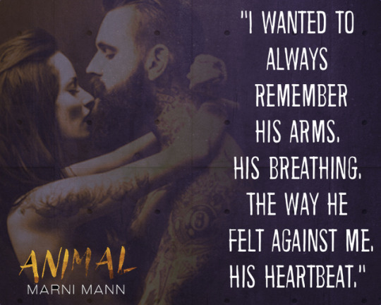 Liz's review of Animal