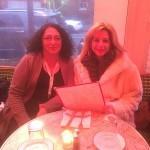 Me with author Soni Stokes