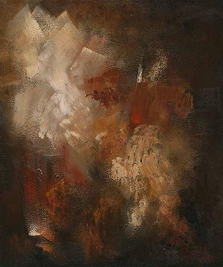 Autumn Rust by Nora Thompson