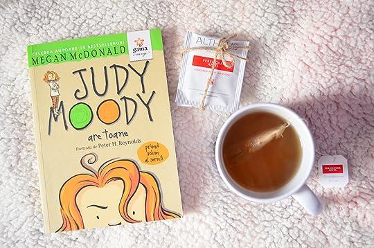 carte judy moody are toane megan mcdonald editura gama