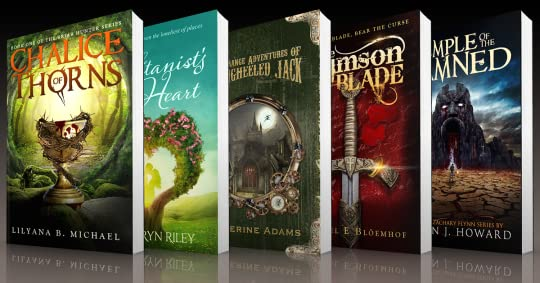 Author Packages Gallery