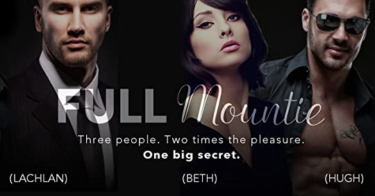 Full Mountie (Frisky Beavers, #3) by Ainsley Booth