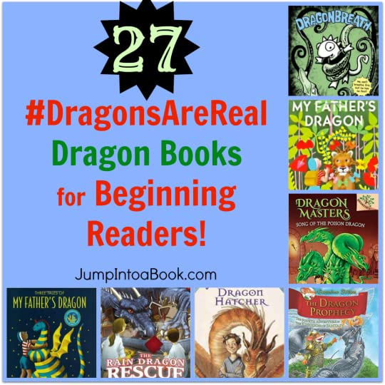 Valarie budayrs blog page 3 extra special dragonsarereal booklist for beginning readers fandeluxe Gallery