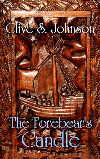 The Forebears Candle Cover Kindle