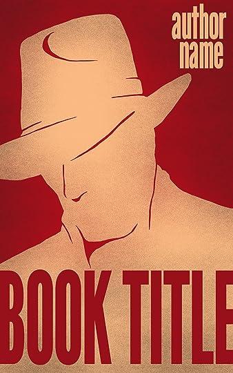 example thriller cover by Jon Stubbington