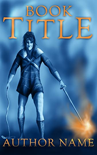 example fantasy cover by Jon Stubbington