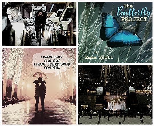00f24dd8990f7 The Butterfly Project by Emma Scott