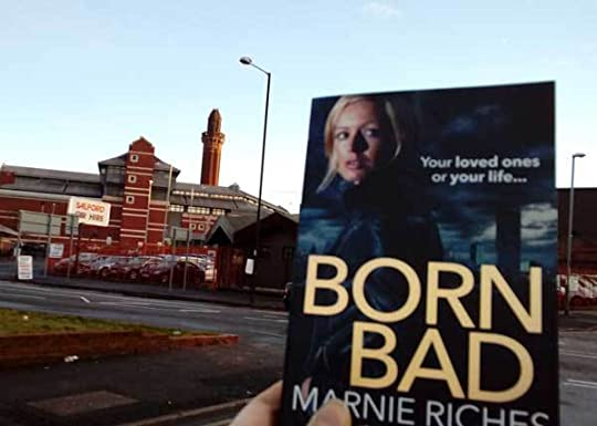 Born bad pic by Marnie Riches