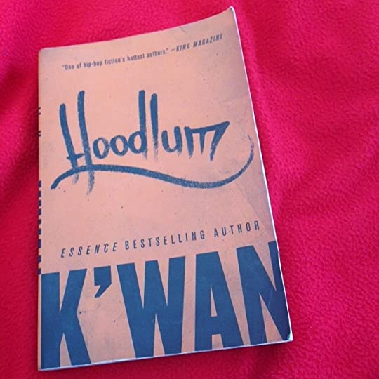 Image result for Hoodlum by K'wan (Goodreads Author)