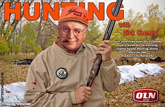 vest hunting Dick night cheney