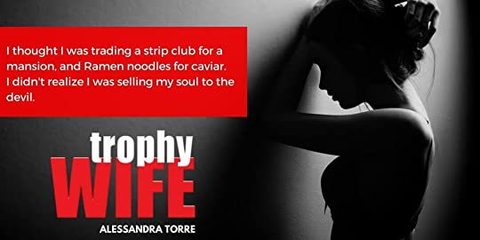 Image result for trophy wife by alessandra torre