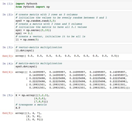 Andrew w trasks blog other neural functions finally we also need to be able to compute some nonlinearities efficiently there are both numpy and native wrappers made available fandeluxe Images