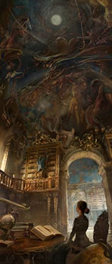 Beauty And The Beast Library Inspiration