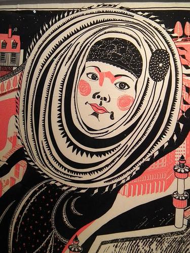Grayson Perry. The Ashford Hijab.