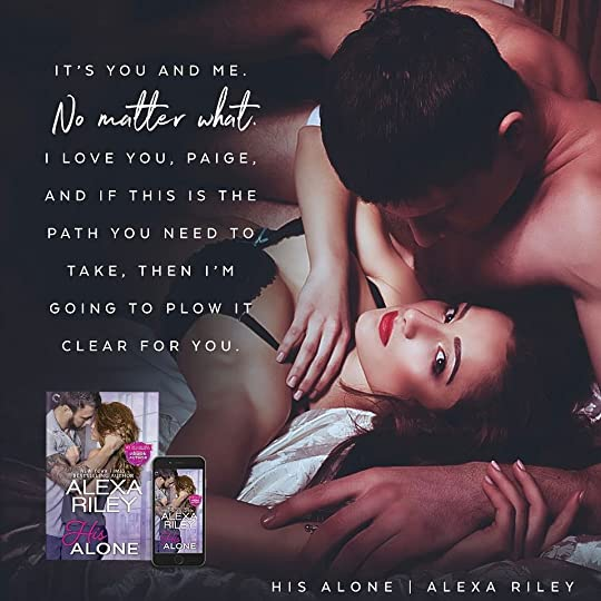 Read His Alone For Her 2 By Alexa Riley