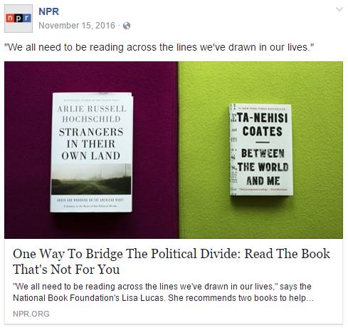 NPR blurb