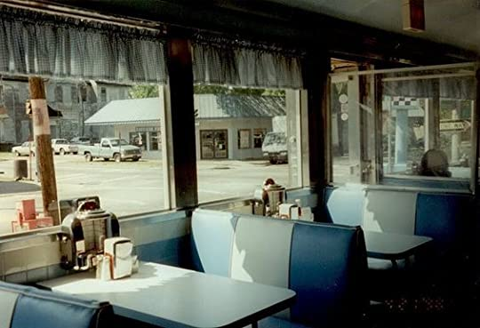 diner booths: