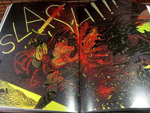 Beowulf by Santiago García and David Rubín