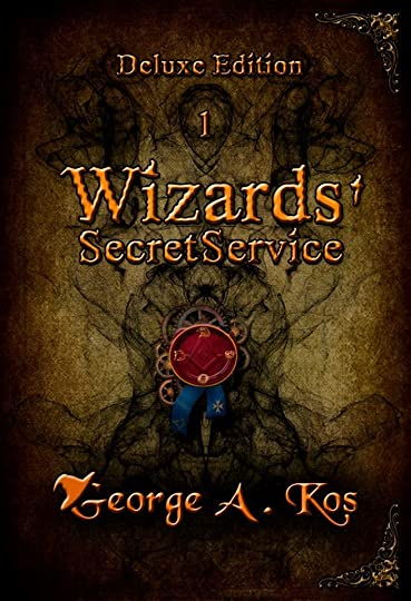 George A  Kos (Author of Wizards' Secret Service)