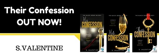 Their Confession Release Banner