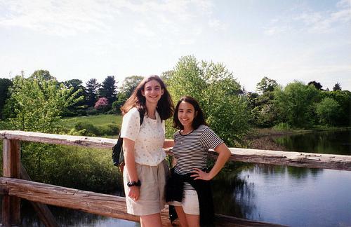 Walden Pond 1995