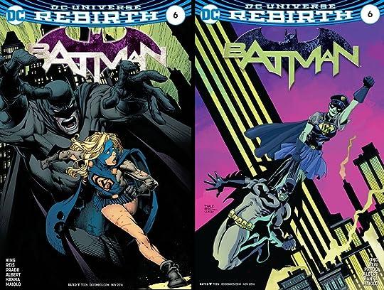 lᴀʏᴀ rᴀɴɪ Bookdiet2019s Dc Rebirth Batman Books On