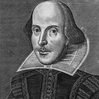 Shakespeare: Droeshout Portrait