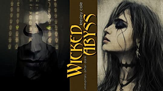 Resultado de imagem para Wicked Abyss (Immortals After Dark, #18) by Kresley Cole