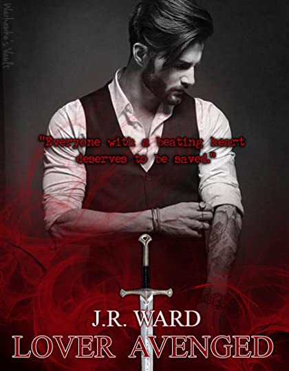 Lover Avenged Black Dagger Brotherhood 7 By J R Ward