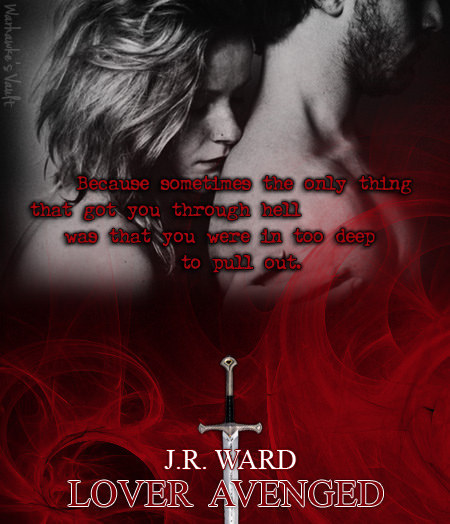 Lover Avenged (Black Dagger Brotherhood, #7) by J.R. Ward