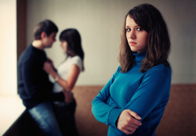 teenagers with hormone overload