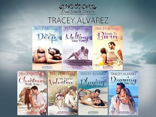 Due South series - Tracey Alvarez: