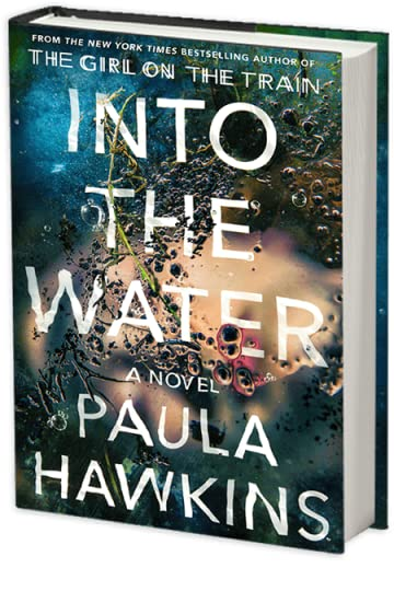 Into the Water by Paula Hawkins (2017, Hardcover) (B7)