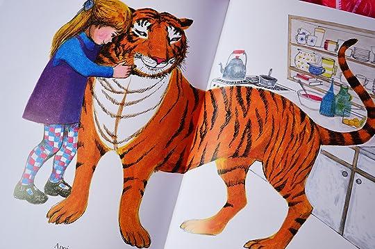 carte tigrul care a venit la ceai judith kerr editura pandoram
