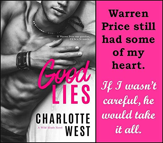 Good Lies (Wild Minds #1) by Charlotte West