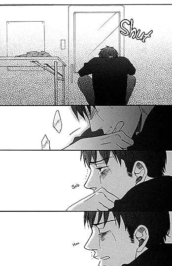 Kinky anal manga