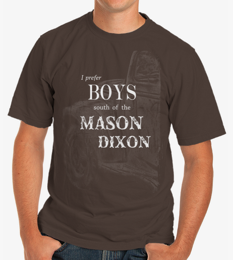 Boys South of the Mason Dixon T-shirt (Limited Edition)