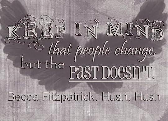 Hush Hush Hush Hush 1 By Becca Fitzpatrick