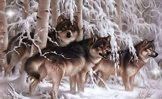 wolves of the forest: