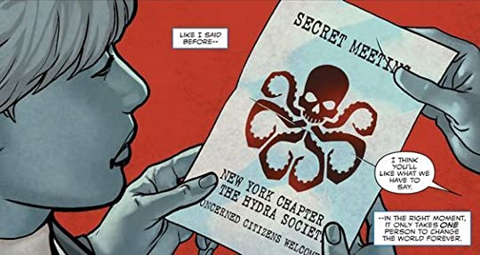 Captain America: Steve Rogers, Vol  1: Hail Hydra by Nick Spencer
