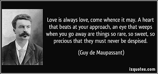 Tập Truyện Ngắn: Tình yêu (Amour) - Guy de Maupassant (1850-1893) 22868958._SX540_
